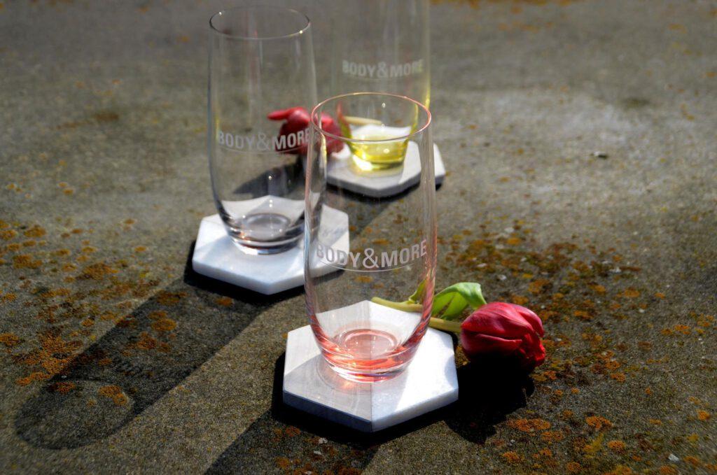 Historie van glas