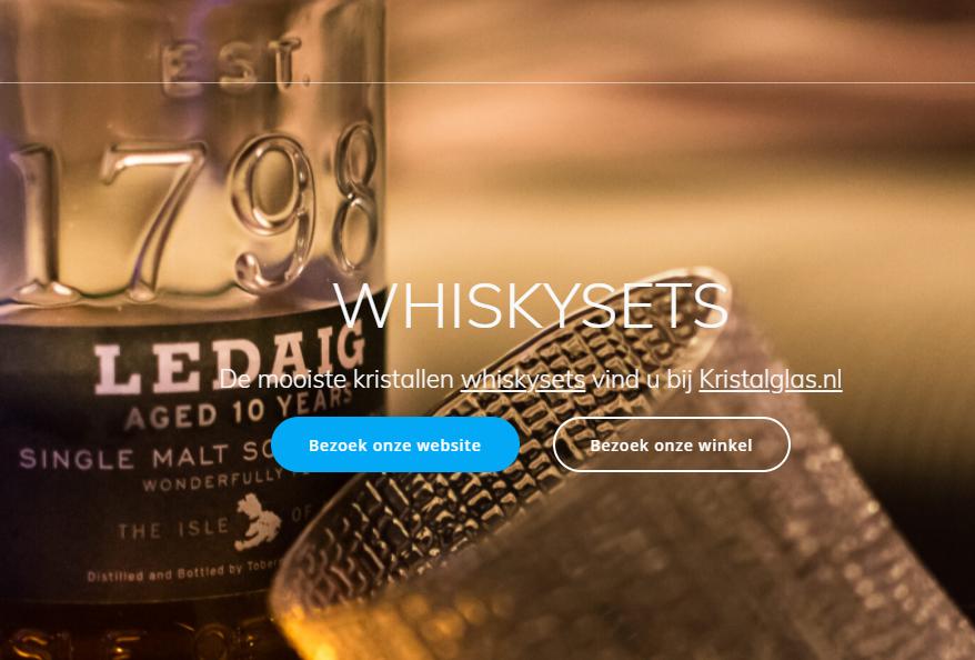 whisky set